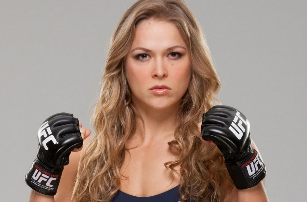 THE UFC SENSATION RONDA ROUSEY