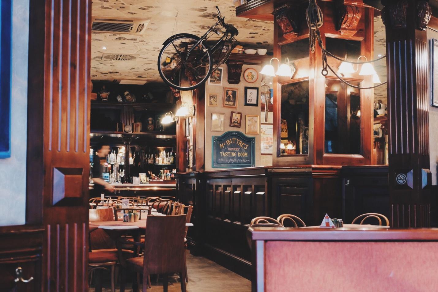 Restaurant Decor Ideas